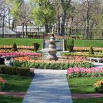 Sunken Gardens Aurora IL